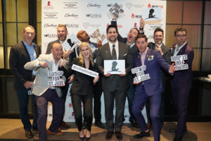 Brian Kip hosting Suit up for St Jude in Las Vegas